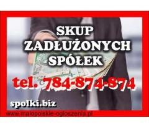 Skup Spółek i Firm z Długami - Sprawna i Skuteczna Ochrona Zarządu Spółek
