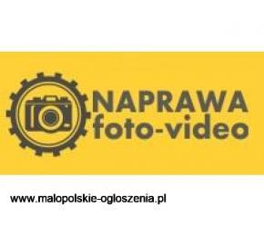 CANON BŁĄD OBIEKTYWU SERWIS NAPRAWA Kraków www.naprawafotovideo.pl